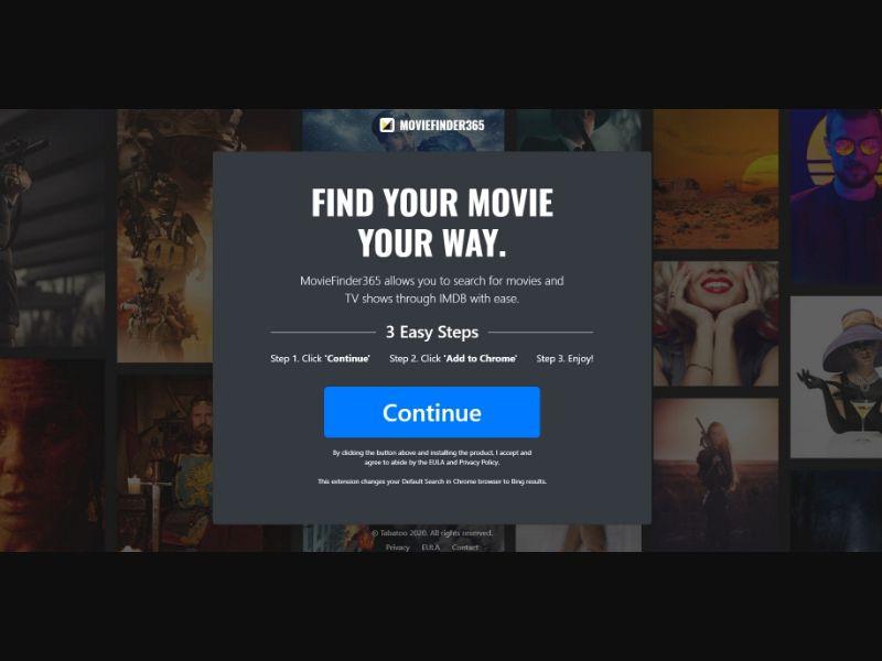Movie Finder CHROME [US] - CPI