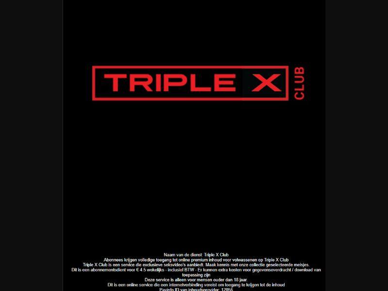 TripleX Club NL (NL)