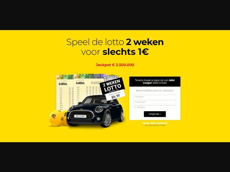 Lotto - Sweepstakes & Surveys - Trial - [NL]