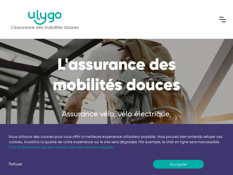 Ulygo - FR (FR), [CPS], Business, Insurances, Sell, assurance, security, safe