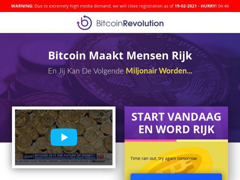 Bitcoin Revolution CPA NL