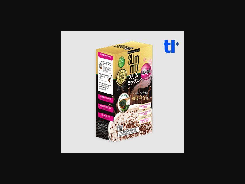 Slim Mix - weightloss - CPA - COD - Nutra