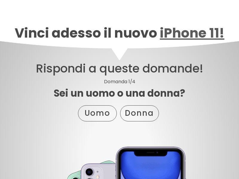 11236) [WEB+WAP] iPhone 11 - IT - CPL