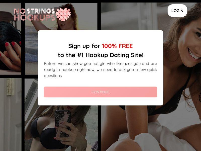 No Strings Hookups (Test)