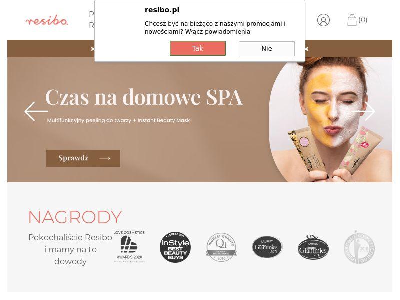 Resibo (PL), [CPS], Health and Beauty, Cosmetics, Sell, coronavirus, corona, virus, keto, diet, weight, fitness, face mask