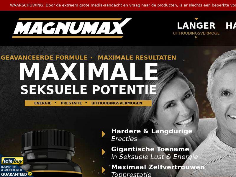 Magnumax LP01 (Dutch)