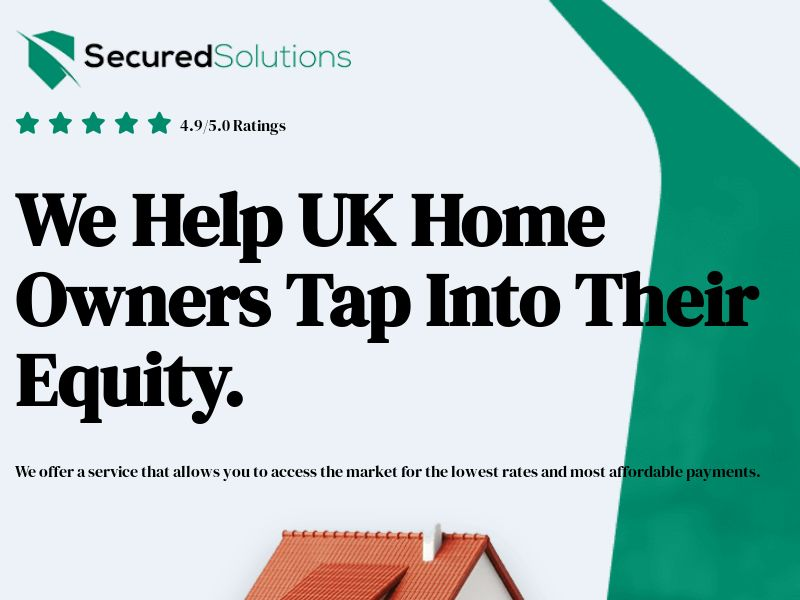 Secured Solutions Equity Release - UK - CPL
