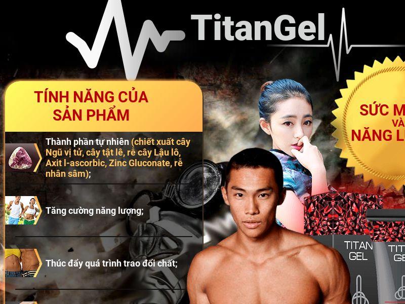 Titan Gel - COD - [VN]