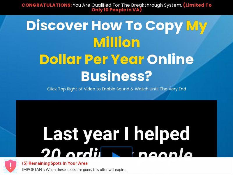 Digital Business Kickstarted - $47 CTC - AU/NZ/CA/UK/US