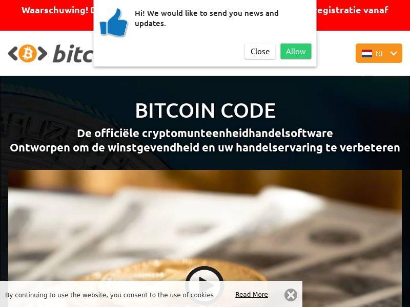 Bitcoin Code Dutch 3125