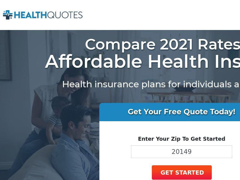 HealthQuotes - Affordable Health Insurance - US (CPL)