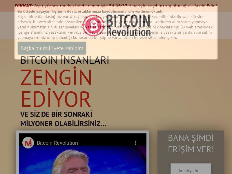 Bitcoin Revolution CPL TR