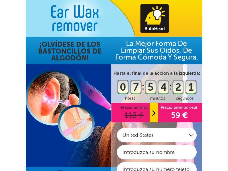 Ear Wax Remover - ES