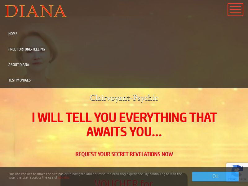 Diana - Psychic Reading - Email Only CPL [AU]