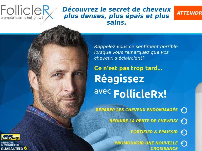 FollicleRx LP01 (French) - Male - Hair