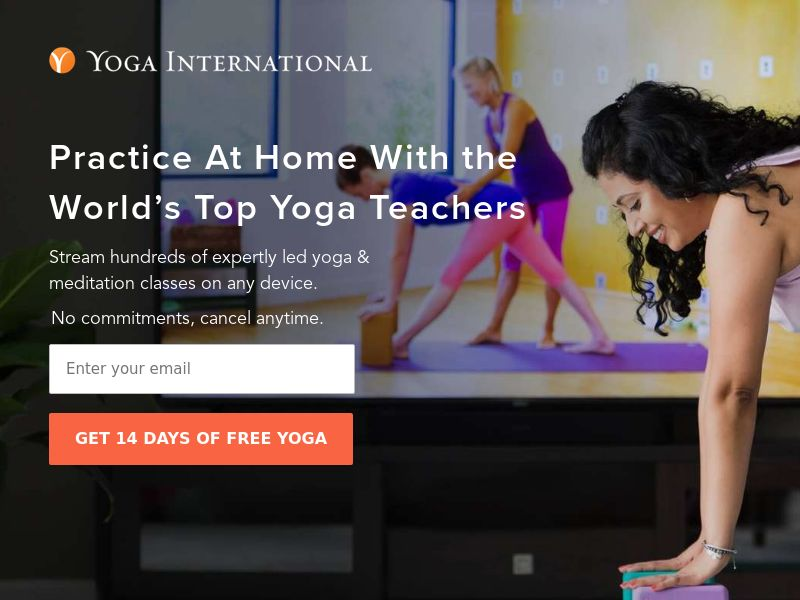 Yoga International - Online yoga platform - CPA - [INTERNATIONAL]