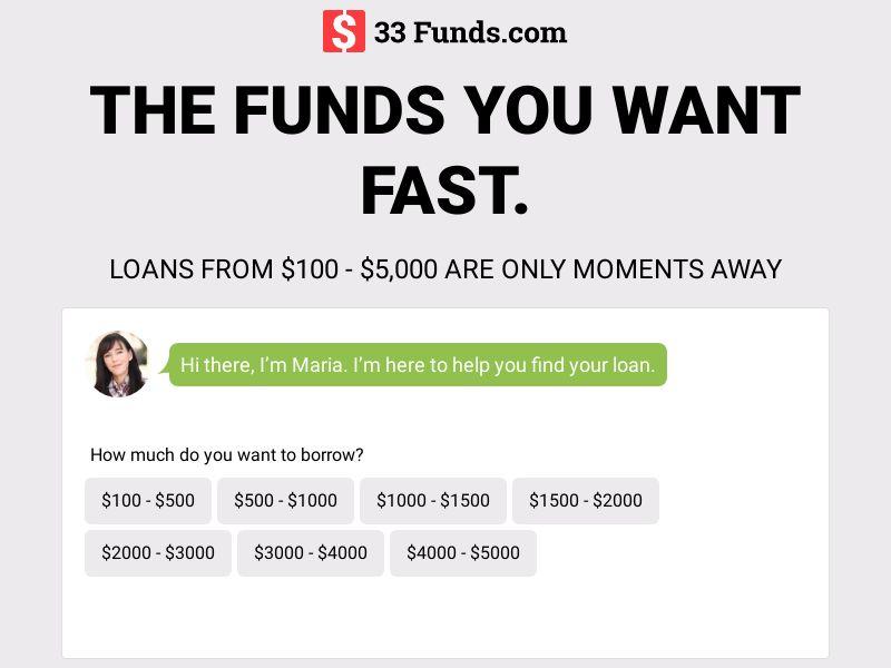 33Funds.com - RevShare