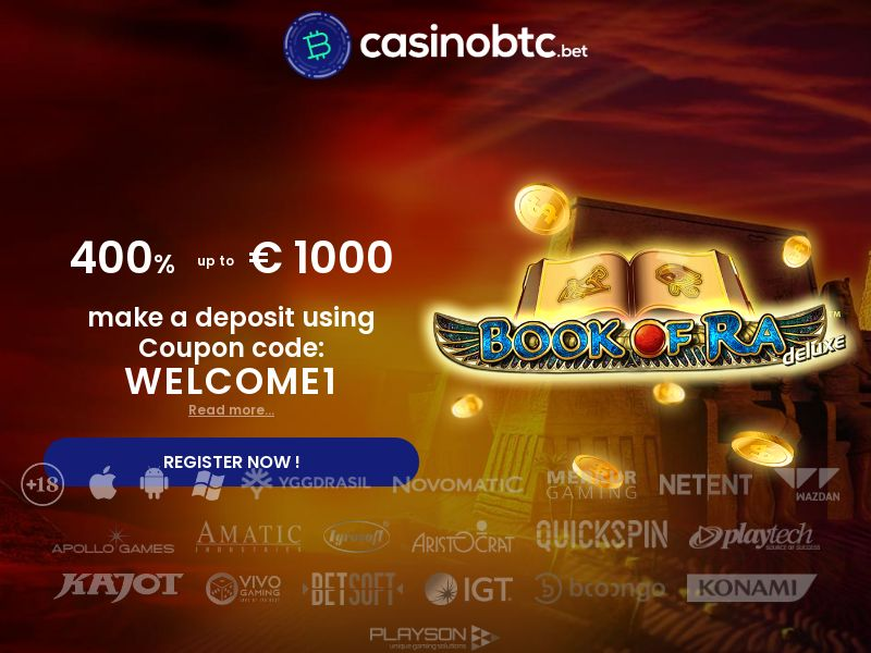 CasinoBTC CPA [UK]