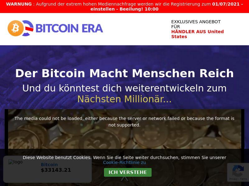 Bitcoin Era - German. - DE, CH, AT