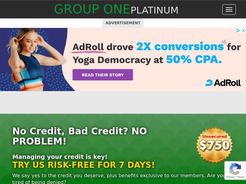 Group One Freedom - Short Form (First Page) - CPL - US [INCENT]