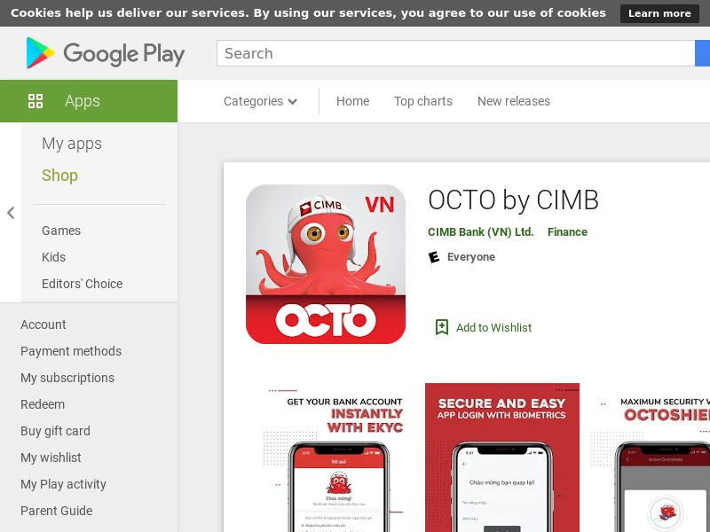 OCTO by CIMB AND VN CPR