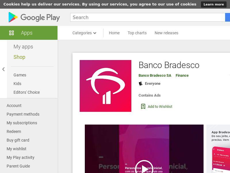 Bradesco - Android (BR) (GAID) (CPR)