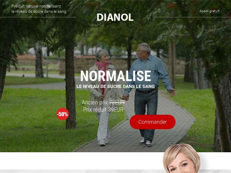 Dianol FR - sugar control supplement