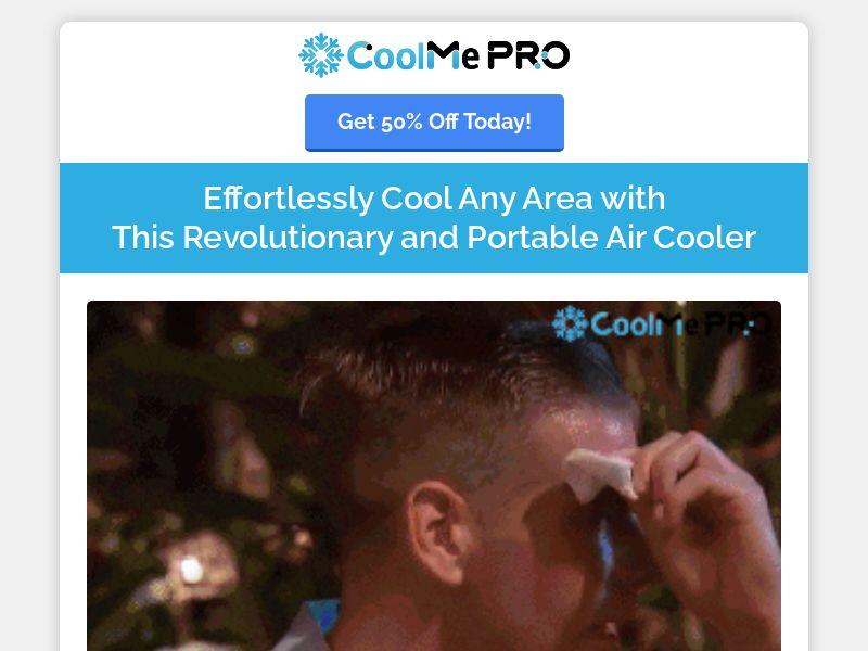 CoolMe Pro - Mini AC - CPA - INTERNATIONAL]