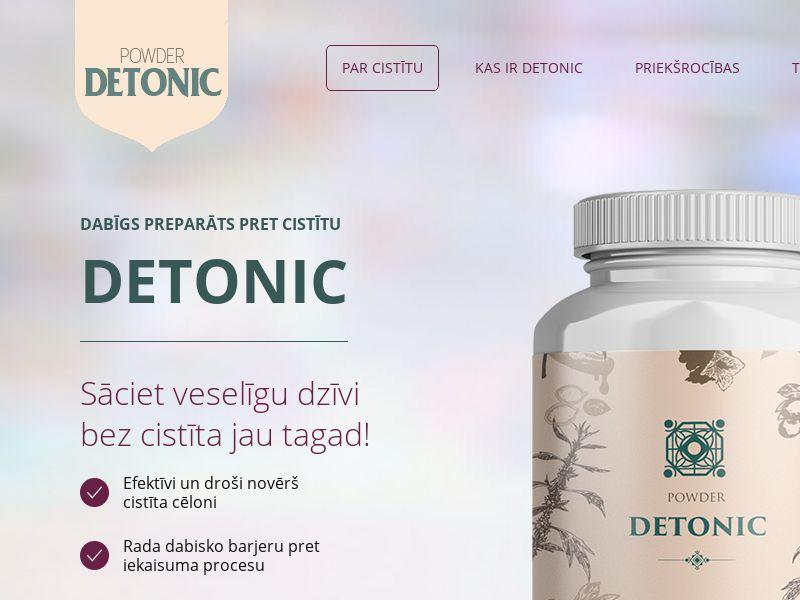 Detonic LV (cystitis)