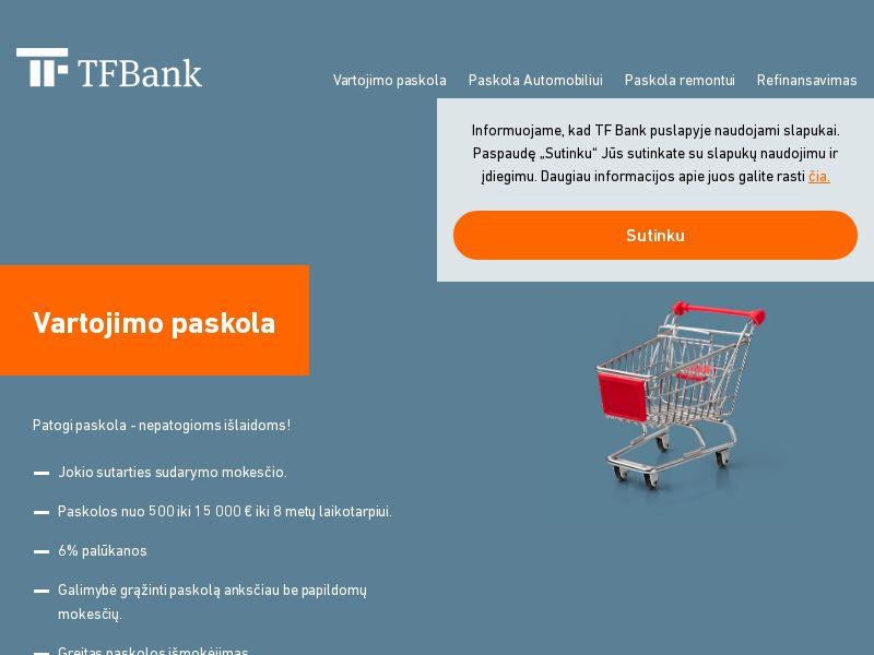 tfbank (tfbank.lt)