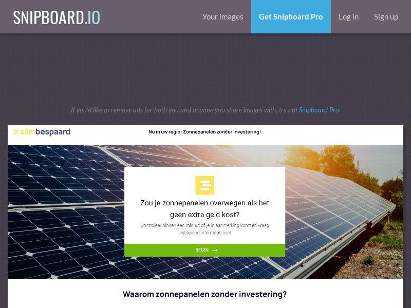 39939 - NL - Zonnepannelen - solar panels - cap 50 daily - SOI