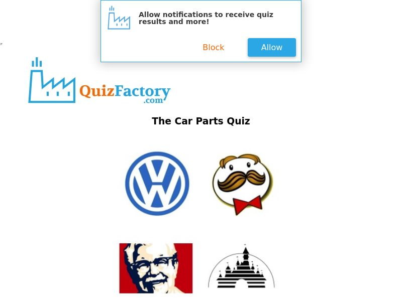 Guess The Logo Quiz - Mobile