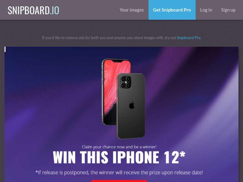 38507 - UK - LeadMarket - iPhone 12 (Without prelander) - SOI