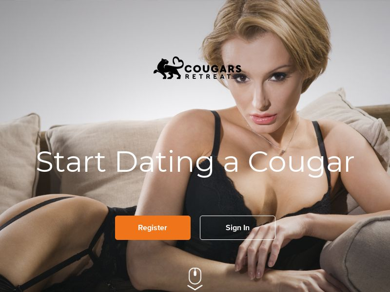 Cougars Retreat - FR (FR), [CPA], For Adult, Dating, Content +18, Single Opt-In, women, date, sex, sexy, tinder, flirt