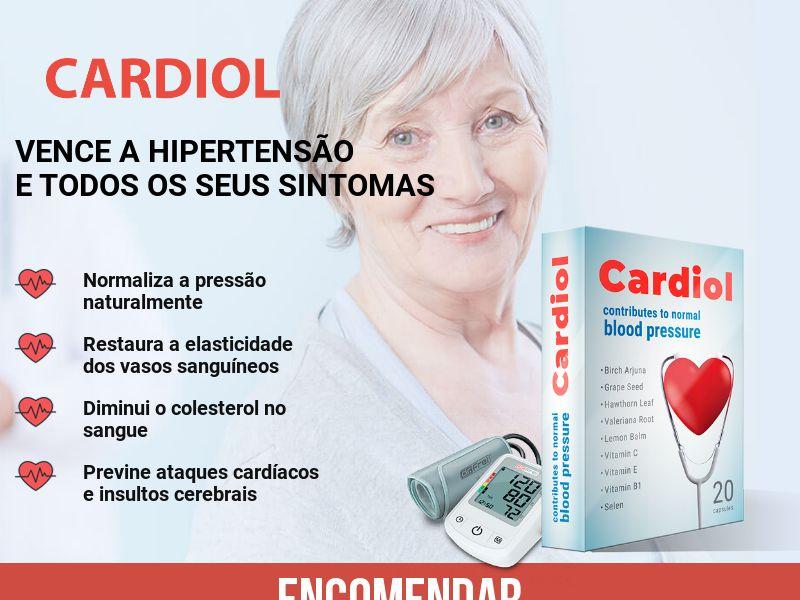 Cardiol PT - pressure stabilizing product