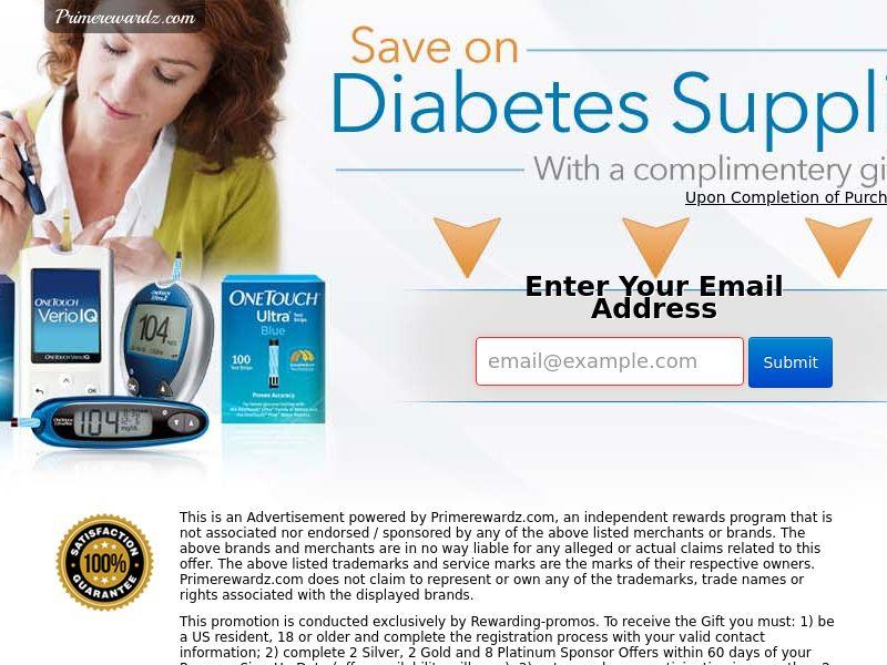 Diabetes Supplies - US