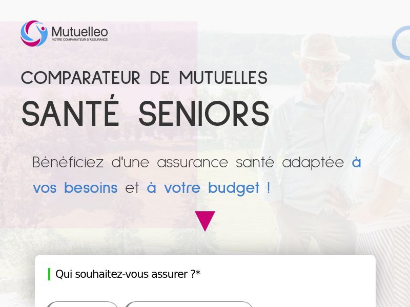 MutuelleoSenior [FR] (Email) - CPL {EmailProofRequired}