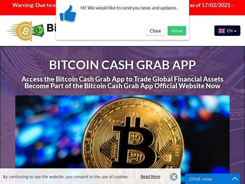 The Bitcoin Cash Grab Malay 2505