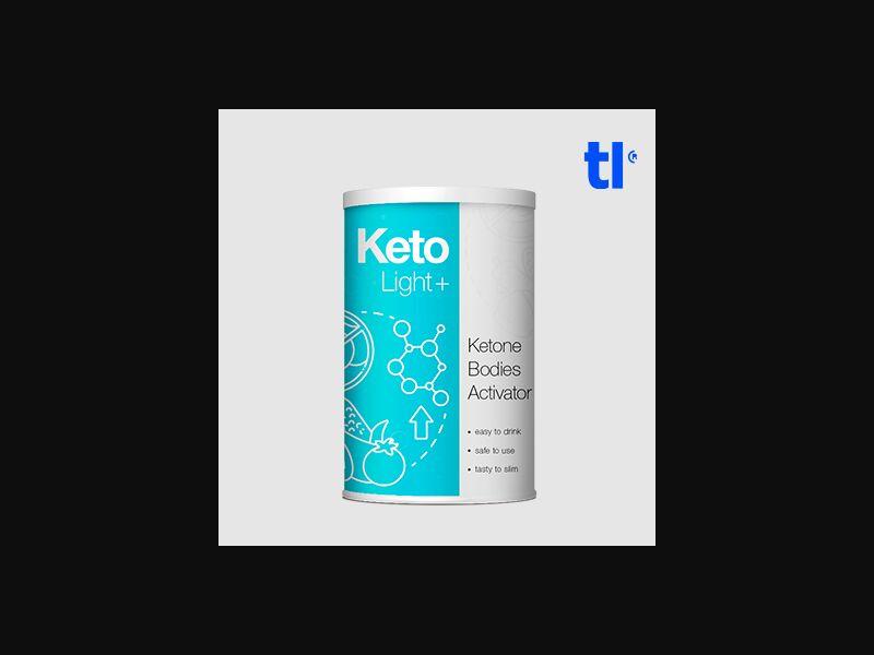 Keto Light + MK - Diet & Weight loss - CPA - COD - Nutra