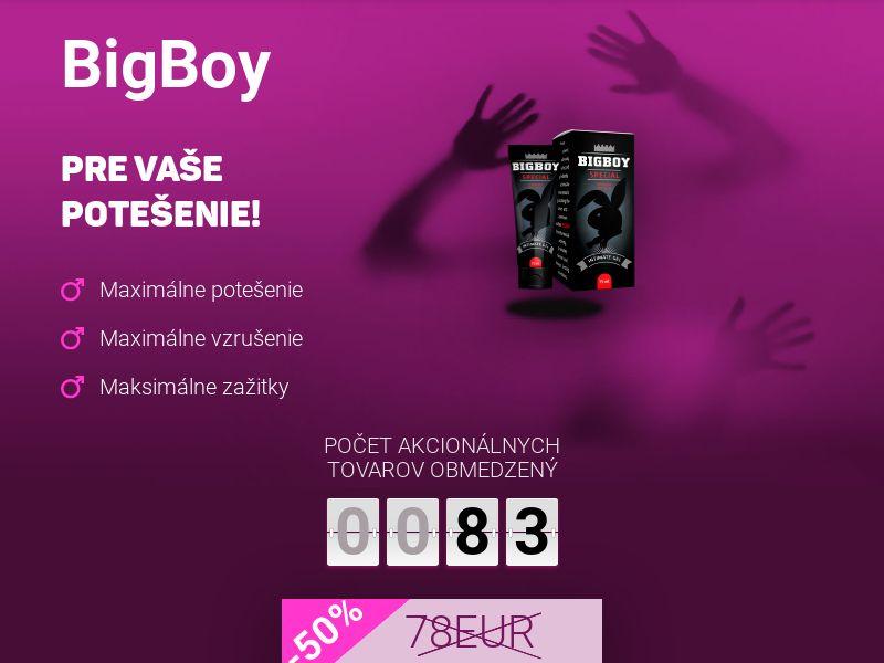 Bigboy SK - penis enlargement cream