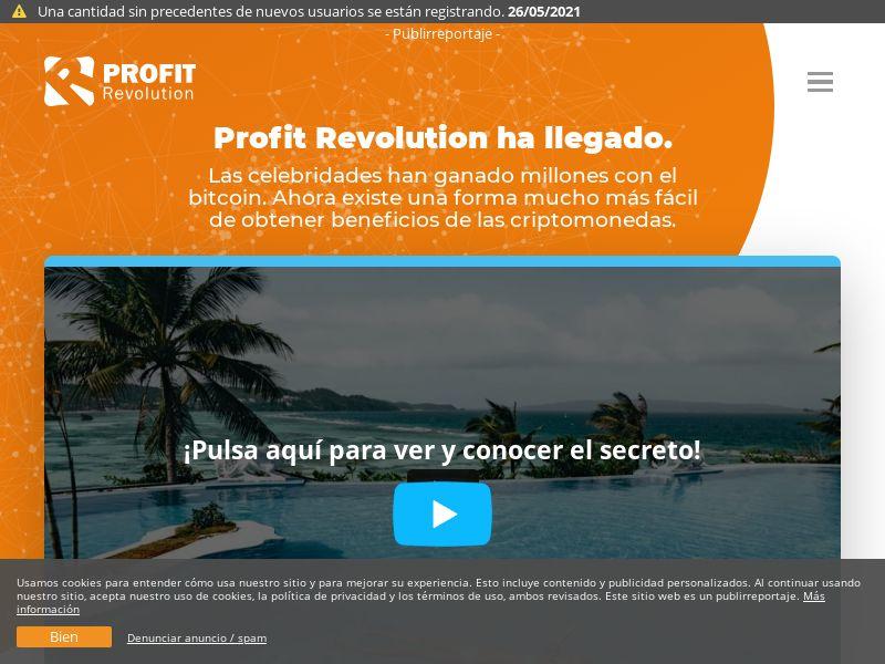 Profit Revolution LATAM (BO,BR,CL,CU,MX,PE), [CPA]