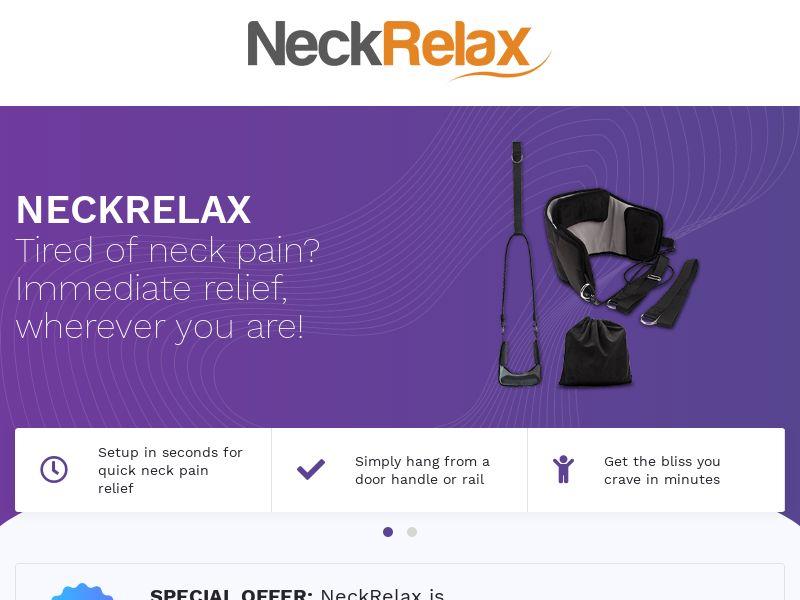 12437) [WEB+WAP] NeckRelax - WW - CPS