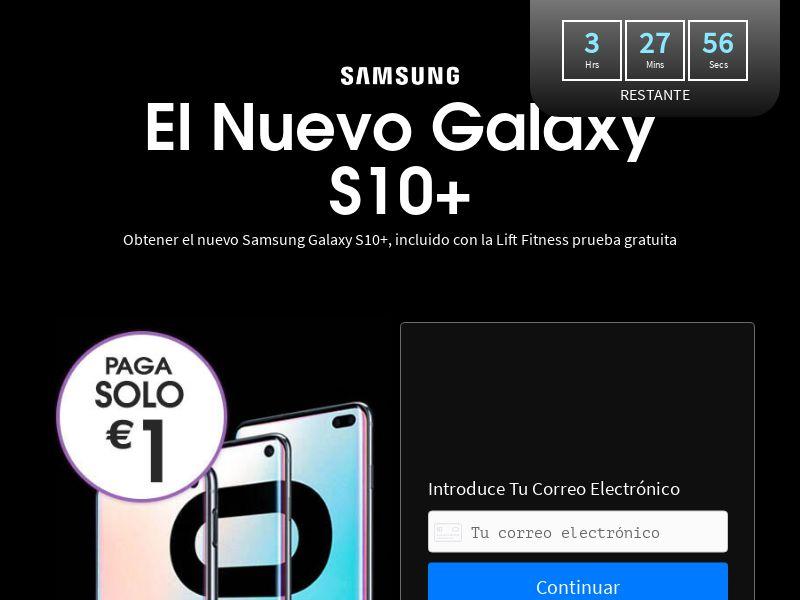 Samsung Galaxy s10 - ES
