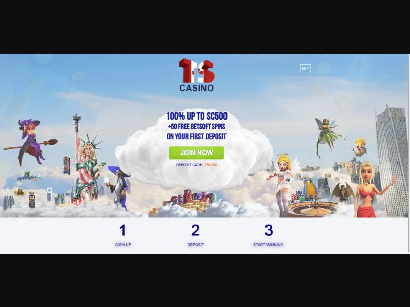 TS Casino - Casino - SS - [CA]
