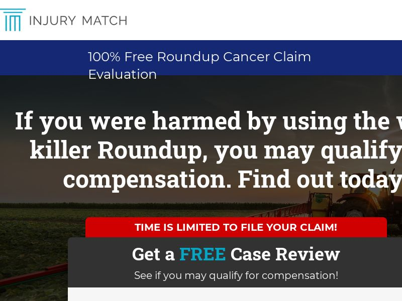 Round Up - Weed Killer [US] (Email Only) - CPL {Subid Approval}