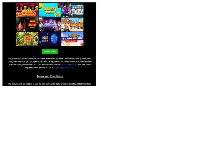 Gamestation Telenor