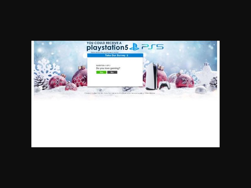 Rewards Avenue - Playstation 5 - SOI (US)