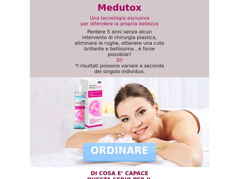 Medutox EU - COD - [IT]