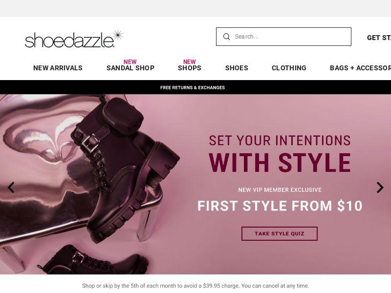 Shoedazzle US CPA
