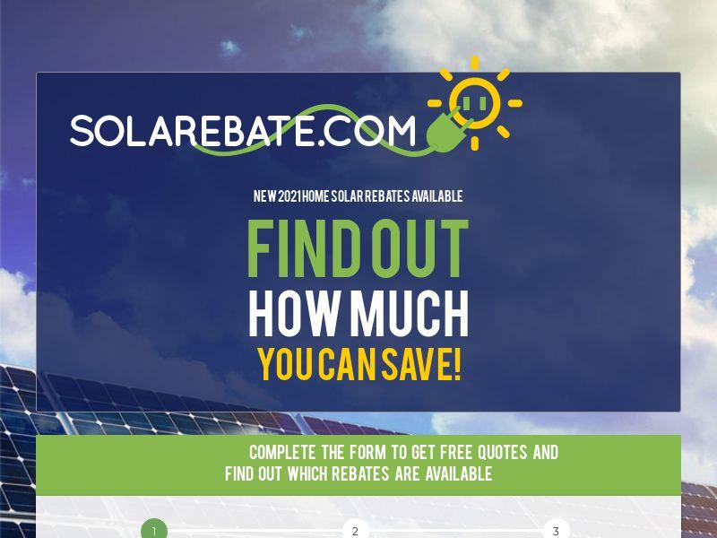 Solarebate.com - (Display Only)